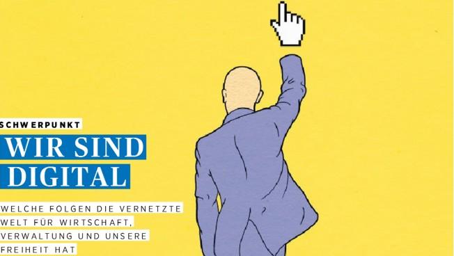 """Screenshot des Covers des aktuellen Debattenmagazins """"liberal"""""""