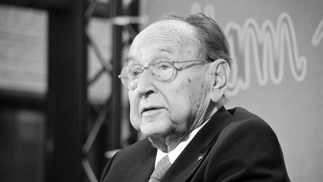 Die Bundesrepublik nimmt Abschied von Hans-Dietrich Genscher