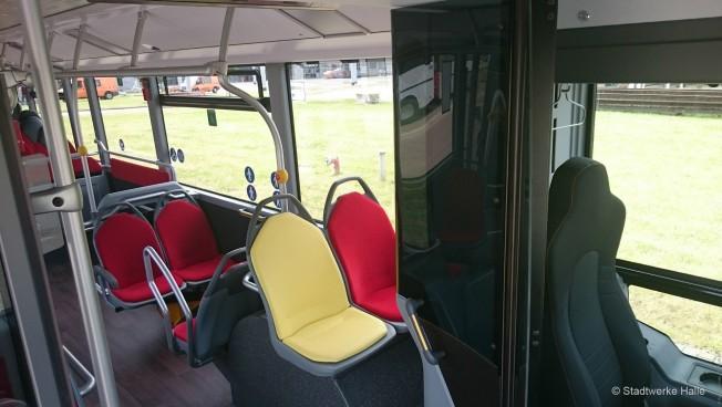 Genscher-Bus (Quelle: HAVAG)