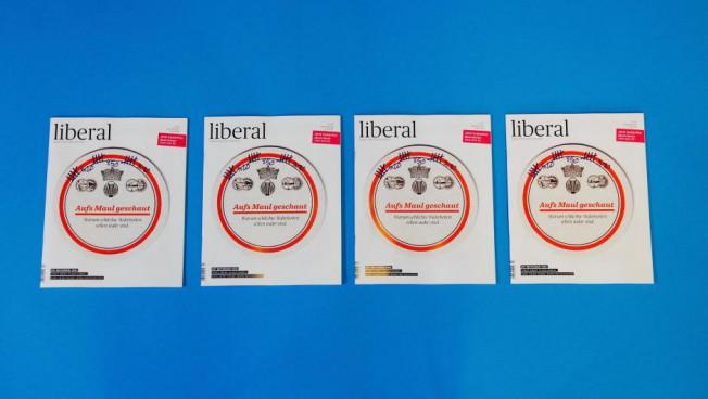 Das neue liberal-Magazin ist da. Friedrich-Naumann-Stiftung für die Freiheit