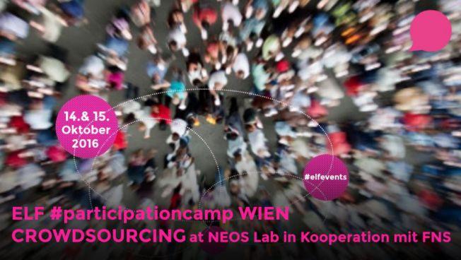#participationcamp in Wien/ Quelle: NEOS Lab