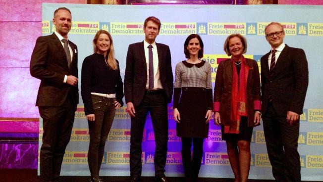 Der Herbstempfang der FDP-Fraktion Hamburg