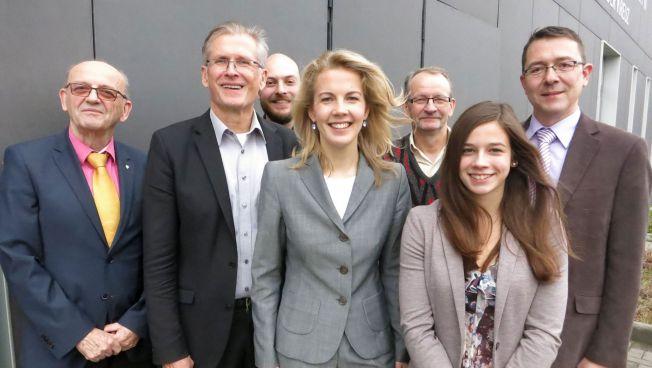 Die Kandidaten des Landesverbandes Brandenburg zur Wahl des Bundestages