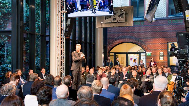 Christian Lindner beim Freiheitskonvent