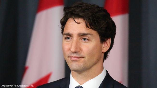 Der kanadische Premier Justin Trudeau. Bild: Art Babych / Shutterstock, Inc.