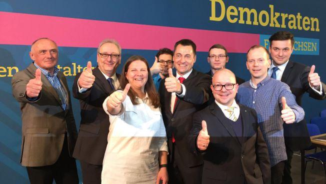 Die 13 sächsischen Freidemokraten für die Bundestagswahl