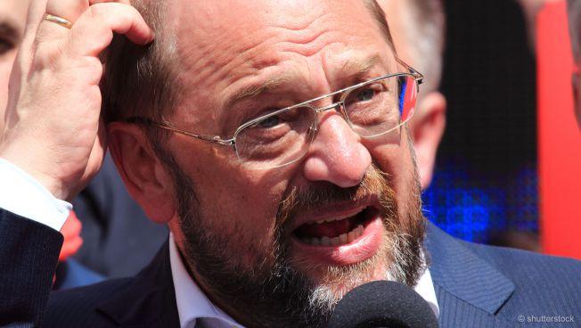 Martin Schulz führt die SPD in den Wahlkampf