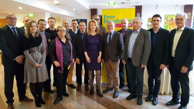 Landesvorstand der FDP Brandenburg