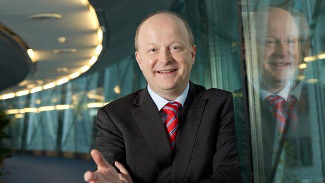 Michael Theurer spricht über die Weiterentwicklung des europäischen Projekts