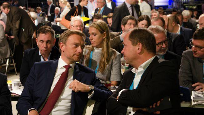 Christian Lindner und Joachim Stamp fordern ein Ende der Leisetreterei gegenüber Erdogan