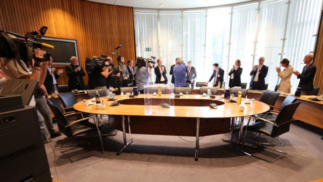 Konstituierende Fraktionsitzung in NRW