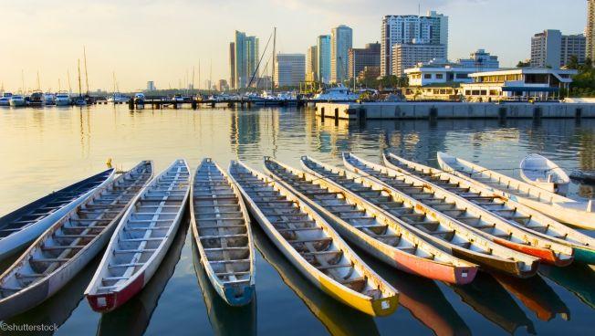 Die Hauptstadt der Philippinen: Manila