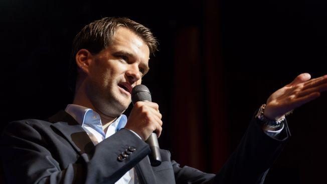 Johannes Vogel spricht über die innenpolitischen Ziele der FDP in NRW und im Bund