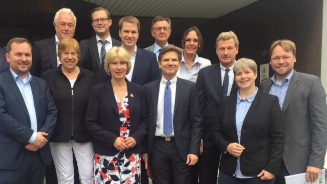 Die FDP-Verhandlungsgruppe