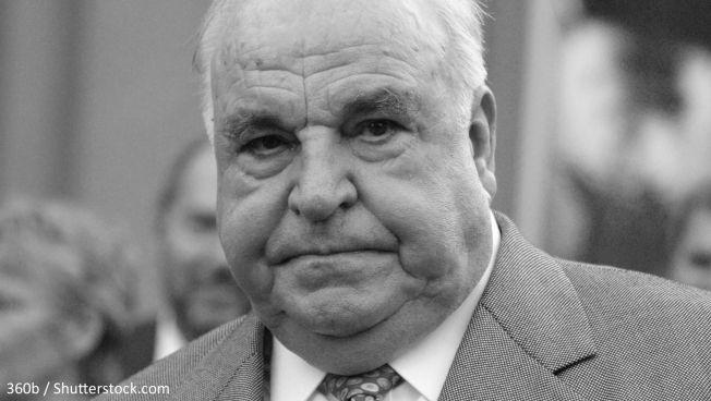 Helmut Kohl. Bild: 360b / Shutterstock.com