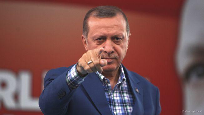 Erdogan-Kundgebung