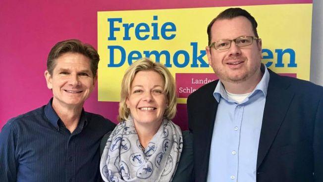 Heiner Garg und Susann Wilke