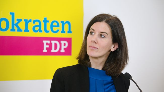 Katja Suding übt scharfe Kritik an Olaf Scholz