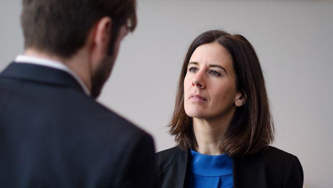 Katja Suding will gegen den Linksextremismus vorgehen