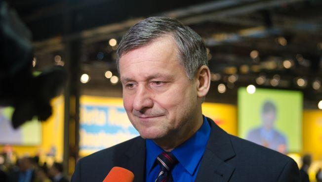 Hans-Ulrich Rülke sieht beste Chancen für die FDP im September