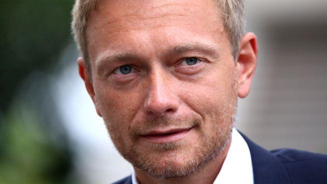 Christian Lindner nimmt die Große Koalition ins Visier