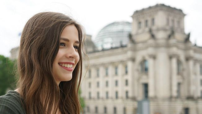 Laura Schieritz will in Berlin selbst Hand anlegen und Zukunftsthemen angehen