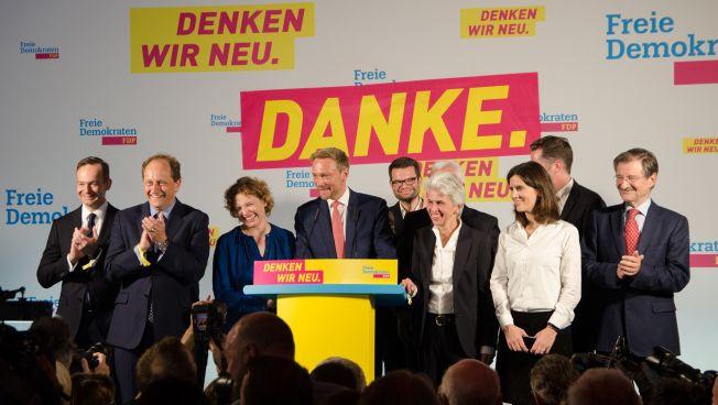 FDP sagt Danke