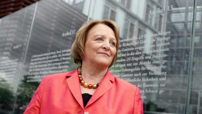 Sabine Leutheusser-Schnarrenberger. Bild: FNF / Tobias Koch.