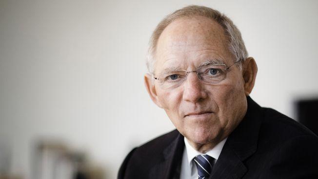 Wolfgang Schäuble. Copyright: Bundesministerium der Finanzen, Foto Ilja C. Hende