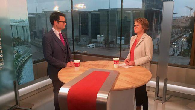 Marco Buschmann gibt im ARD-Morgenmagazin einen Ausblick auf die anstehenden Auseinandersetzungen