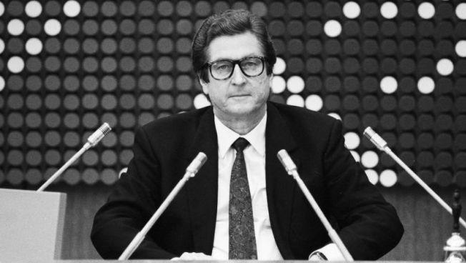 Horst-Ludwig Riemer (Rechte: Landtag NRW, Fotograf: Achim Schüler.)
