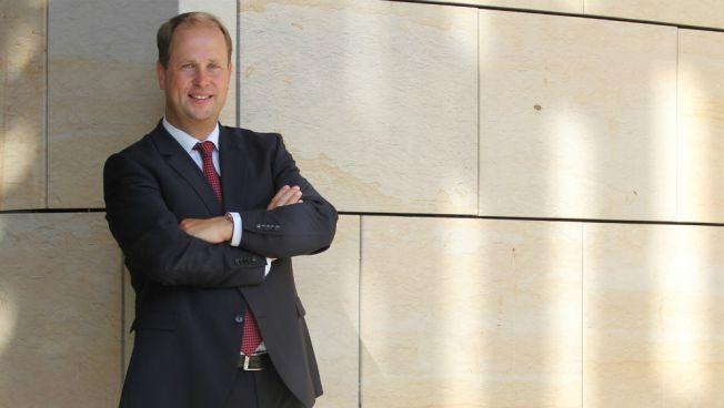 Joachim Stamp steht für eine Trendwende in der Flüchtlingspolitik