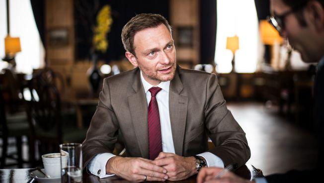 Christian Lindner fordert eine neue Migrationspolitik