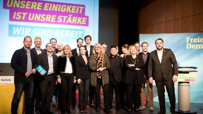 Landesvorstand der FDP Bayern