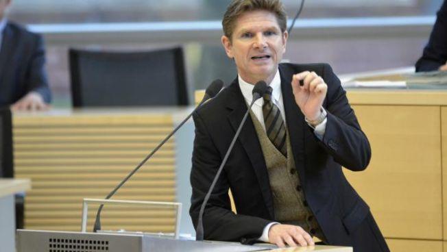 Heiner Garg wurde im Amt bestätigt