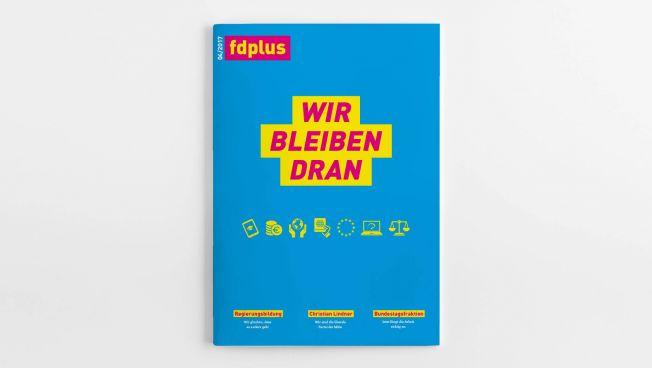 Die neue fdplus-Ausgabe ist online