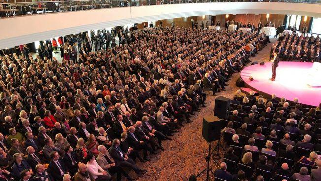Der Neujahrsempfang der FDP NRW und der FDP-Fraktion NRW