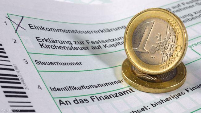 Steuer-Unterlagen