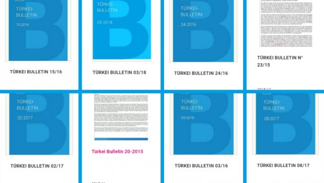 10 Jahre Türkei-Bulletin