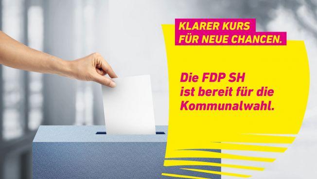 Grafik Kommunalwahlkampf Schleswig-Holstein