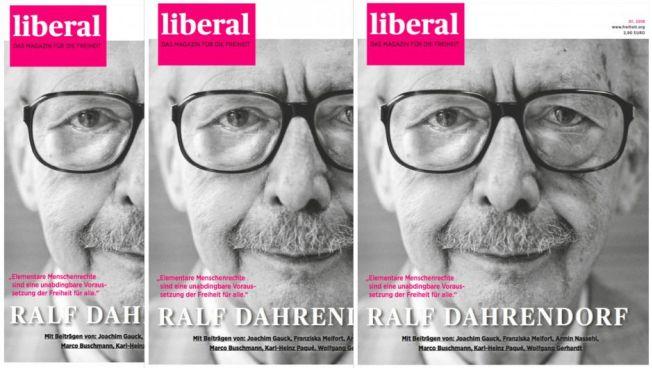 Die neue Ausgabe des liberal-Magazins ist da