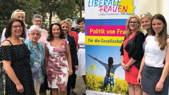 Liberale Frauen Saarland