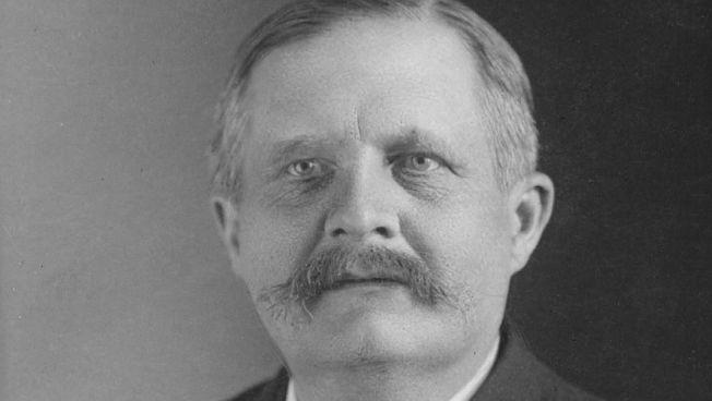 Namensgeber der FNF, Friedrich Naumann