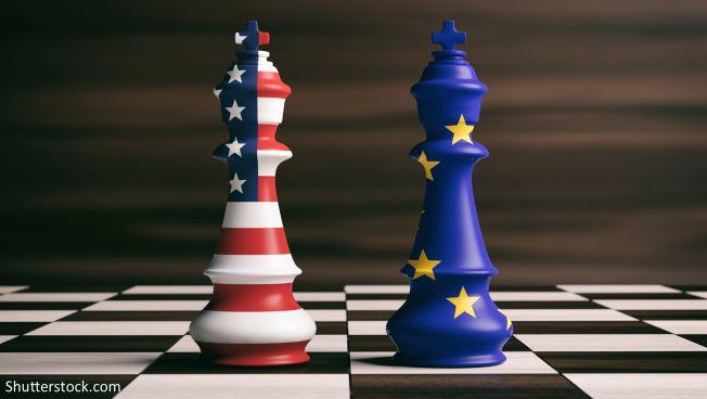 USA vs. Europa