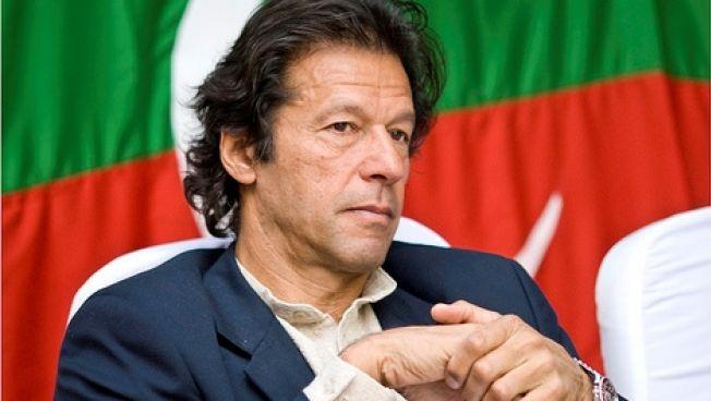 Imran Khan. Bild: CC BY-SA 3.0 commons.wikipedia.org / Jawad Zakariya / bearbeitet.