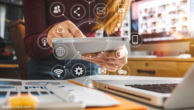 Die Menschen in Deutschen blicken optimistisch in die digitale Zukunft