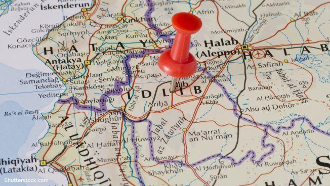 Die Bürger Idlibs lehnen das Assad-Regime nach wie vor entschieden ab
