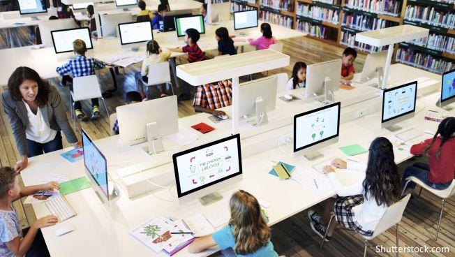 Die Umsetzung der Digitalisierung an den Schulen kommt nur schleppend voran