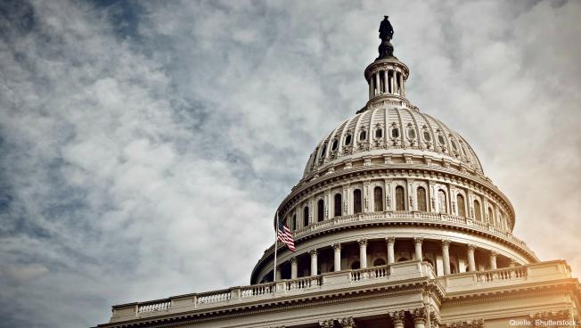 Die Machtverhältnisse in Washington verschieben sich