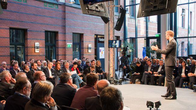 Im Hans-Dietrich-Genscher-Haus werden die Freien Demokraten die Zukunft Europas diskutieren